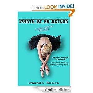 Pointe of No Return (A Dani Spevak Mystery)