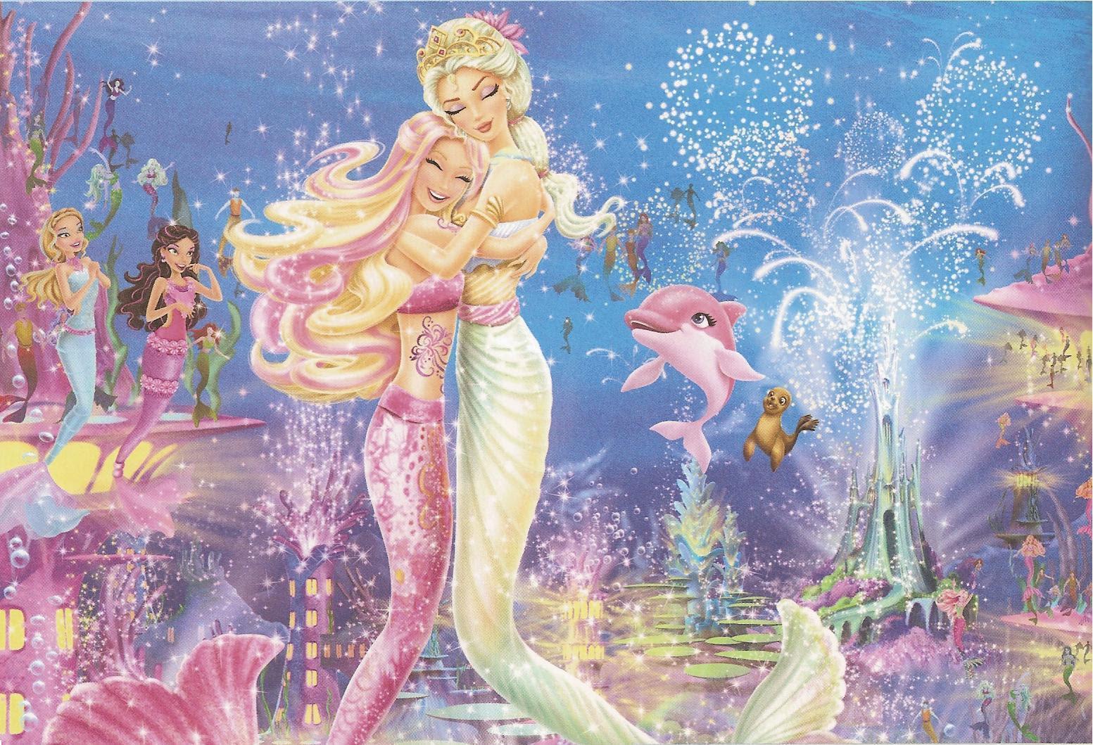 Barbie In Mermaid Tale Gambar Mermaid Tale Hd Wallpaper And