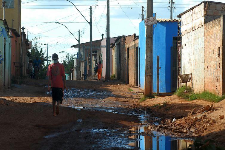 Brasília - Cidade estrutural