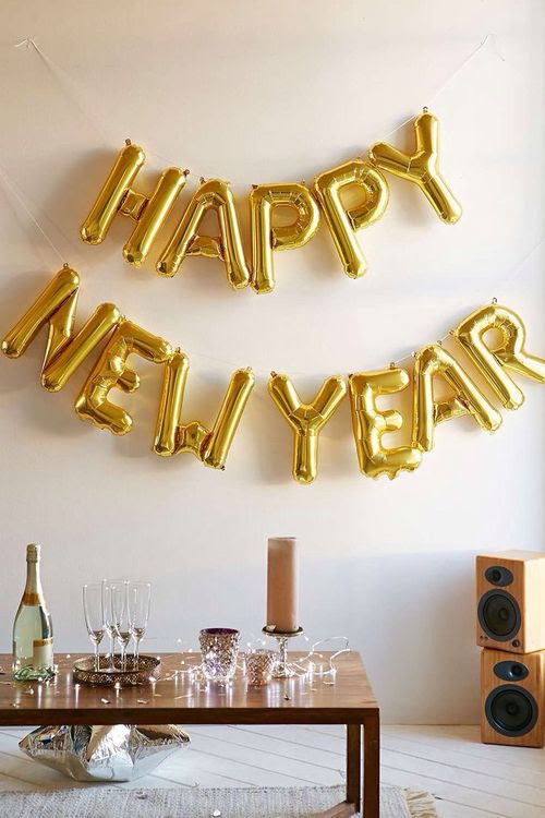 How To Create A Beautifully Simple New Years Eve Party