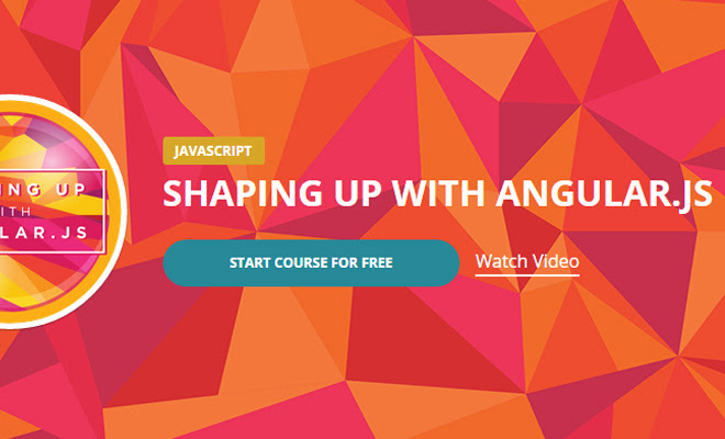 angularjs development video course codeschool