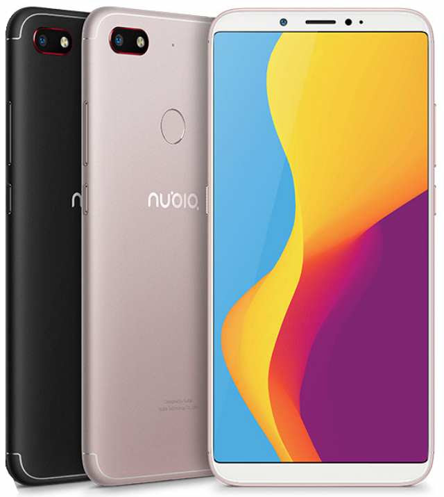 "ZTE Nubia V18 debuts with 6.01"" Full HD+ Display, Snapdragon 625, 4000mAh Battery"