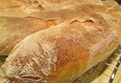 Proper French Bread by Teckelcar