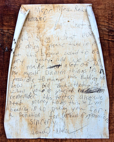 """1415 Mallinckrodt -- letter to a building: """"back in the day"""""""
