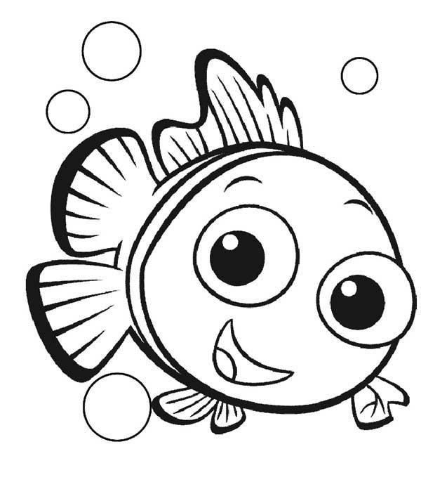 65 Coloring Pages For Nemo Images & Pictures In HD