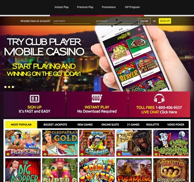 No Download Casino - Online Flash Casino Games