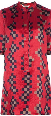 Tucker vestido, R $ 320, farfetch.com