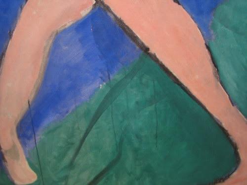 Dance (I) (details), early 1909, Henri Matisse _7405