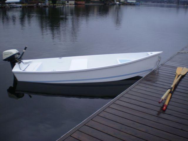 flat skiff boat plans