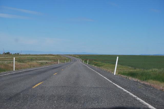 SR 129 north of Anatone
