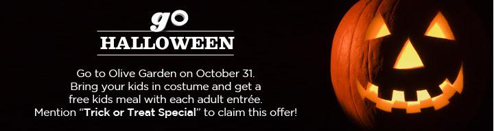 go Halloween Special