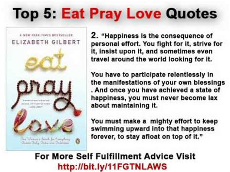 Eat Pray Love Soulmate Quotes