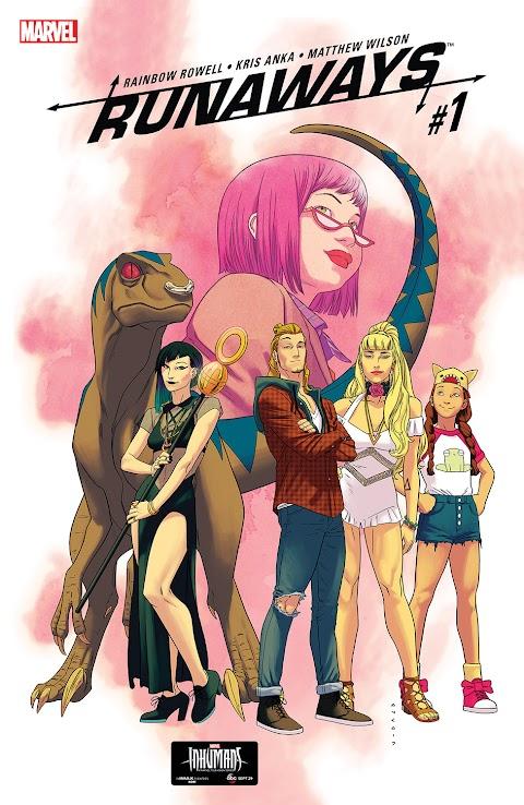 The Runaways Marvel Comics Online