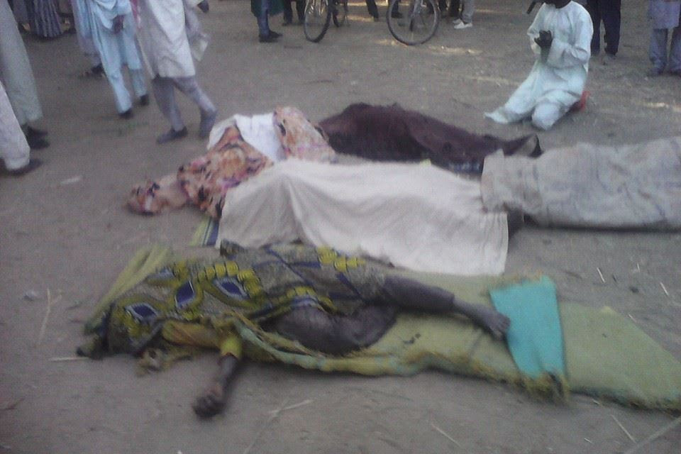 More Graphic Photos Of The Horror Carried Out By Boko Haram Insurgents In Borno