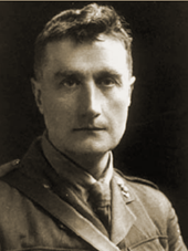 Portrait of Ralph Vaughan Williams, C.1916, courtest RVW Society