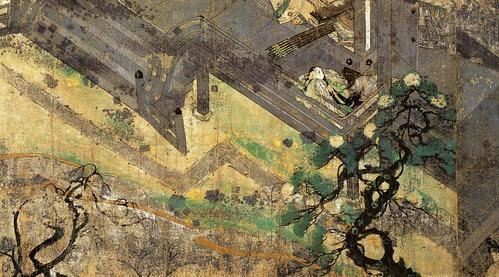 Genji Monogatari, about 1120