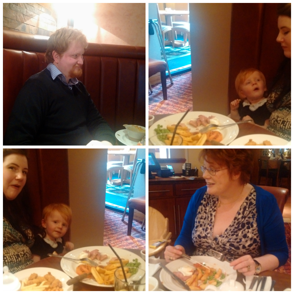 Eating at The Ashbridge Inn in Cwmbran