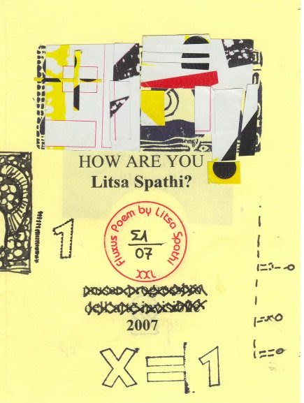 go to the images of the booklet How Are You Litsa Spathi - Part 1