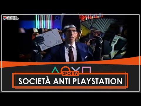PlayStation - S.A.P.S. Società Anti PlayStation (1995)