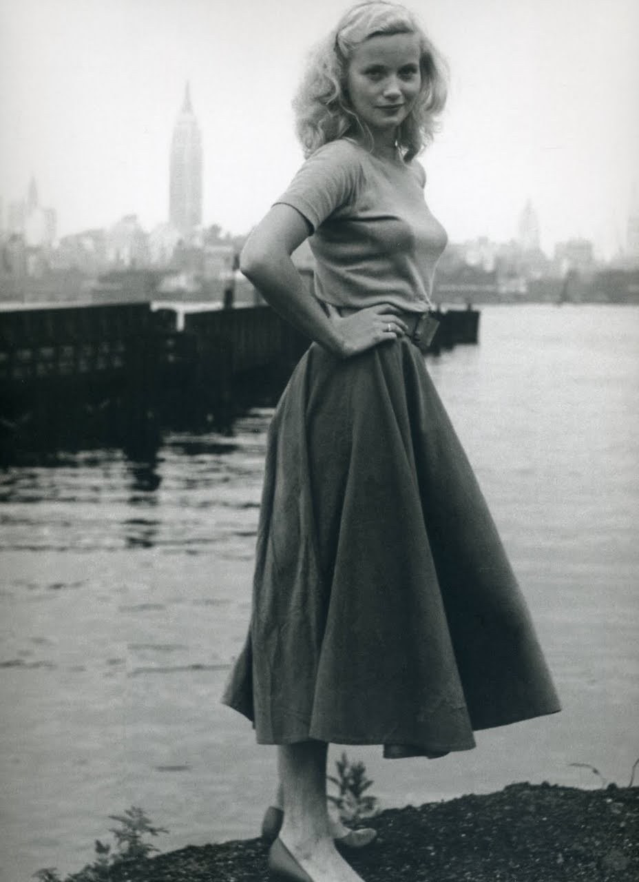 oldfilmsflicker:  Happy Birthday Eva Marie Saint (July 4, 1924)