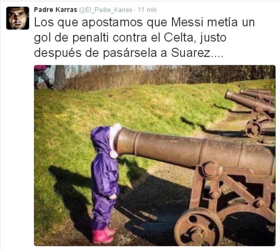 Memes Graciosos Los Memes Del Penalti Indirecto De Messi AScom