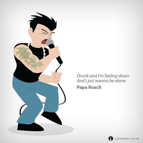 Papa Roach • Qual é a música?