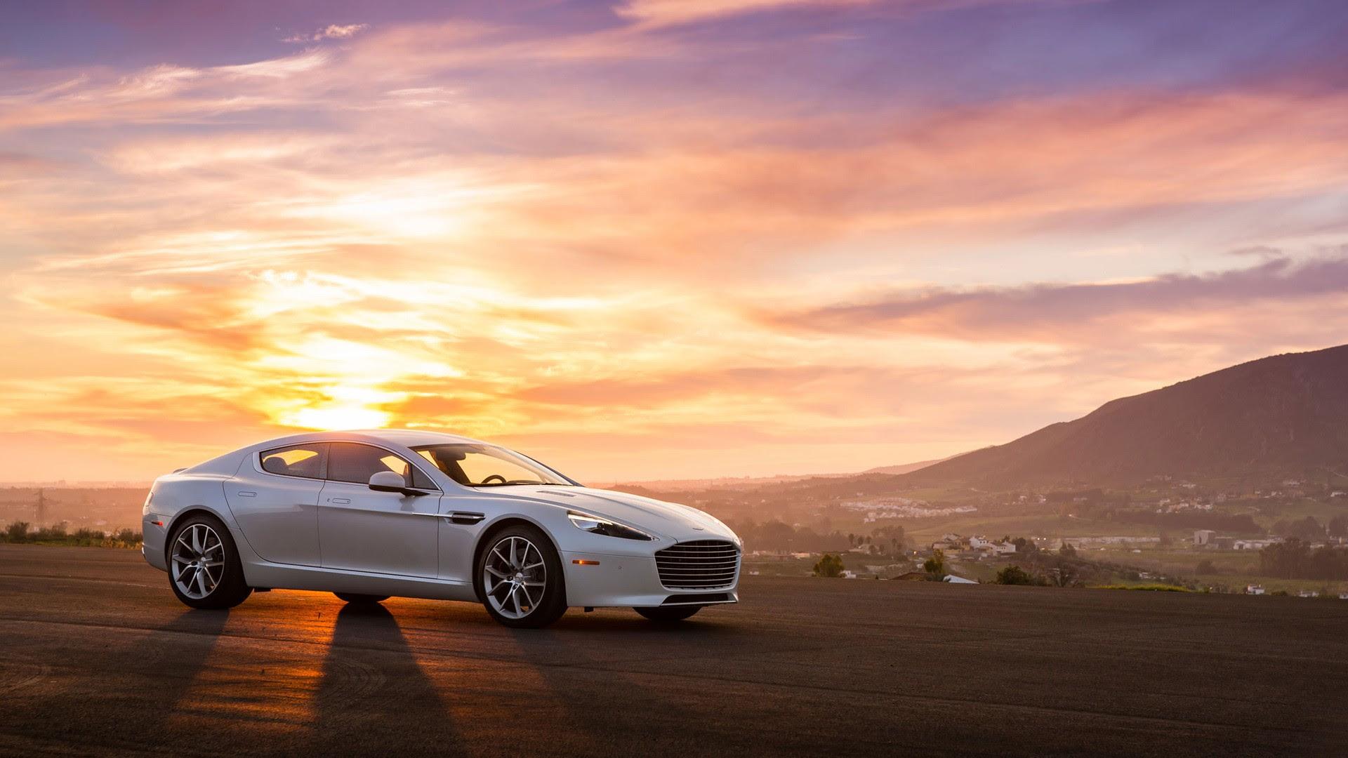 2014 Aston Martin Ra