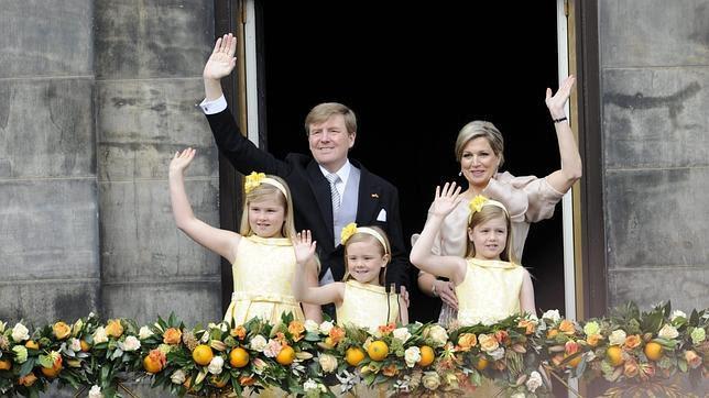 Guillermo Alejandro ya es Rey de los Países Bajos