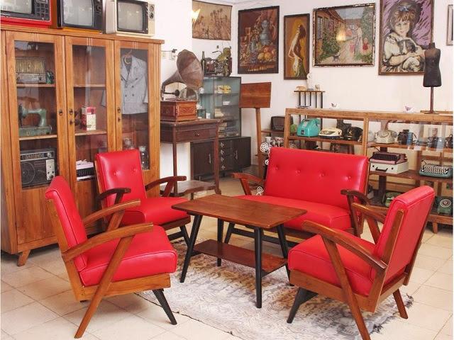 830 Koleksi Foto Model Desain Ruang Tamu Vintage HD Gratid Unduh Gratis