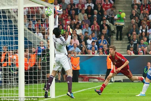 Foto Chelsea Juara Champions 2012