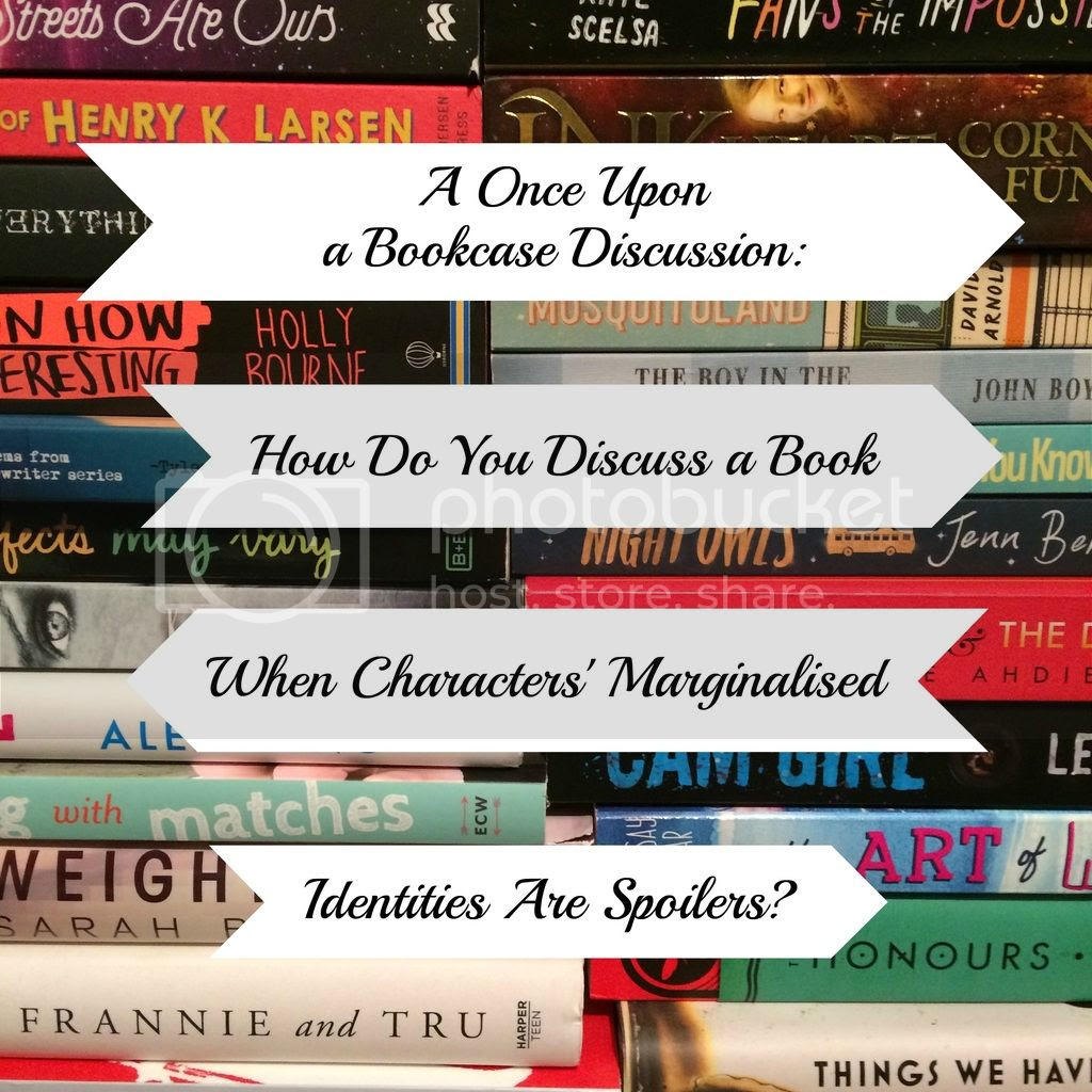 How Do You Discuss a Book When Characters' Marginalised Identities Are Spoilers?