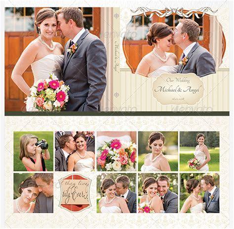 45  Wedding Album Design Templates   PSD, AI, InDesign