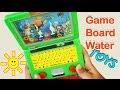 Mainan Edukatif Anak Gimbot Air ❤ Toys Game Board Water ❤ Permainan Anak-anak
