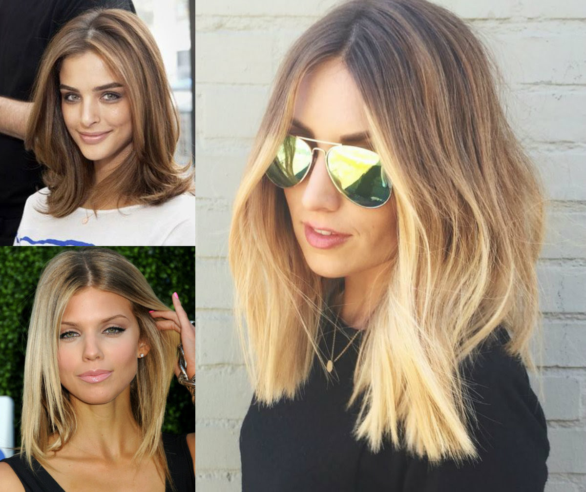 Casual Mid Length Hairstyles 2017 Hairdromecom