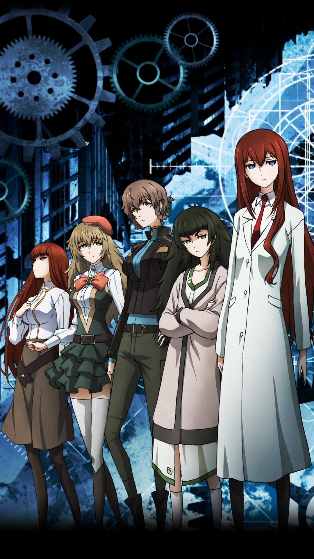 Steins Gate Wallpaper 1080p 83 Images