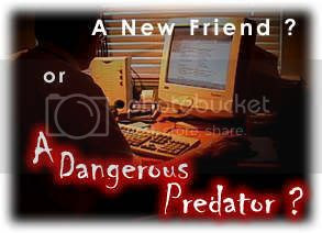 internet predator Pictures, Images and Photos