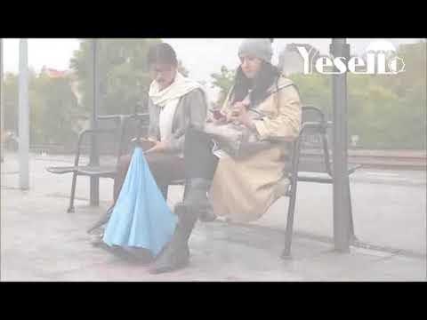 473: Ters Katlanabilen Şemsiye