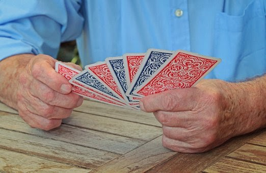 Kartenspiel Für Eine Person
