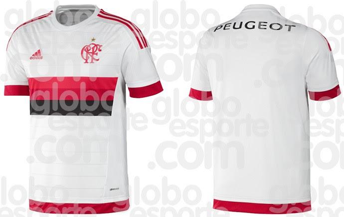 Camisa 2 do Flamengo 2015/2016