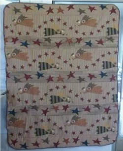 Quilt As You Go: Strip Quilting Video Tutorial