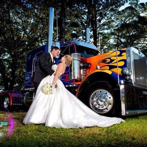 12 best Trucker Themed Wedding images on Pinterest