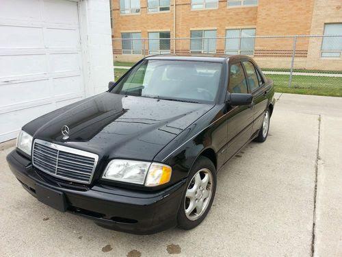 Purchase used 1999 Mercedes-Benz C280 Base Sedan 4-Door 2 ...