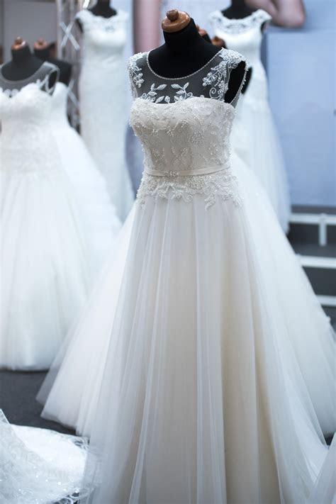 Free Images : girl, white, shop, shopping, wedding dress