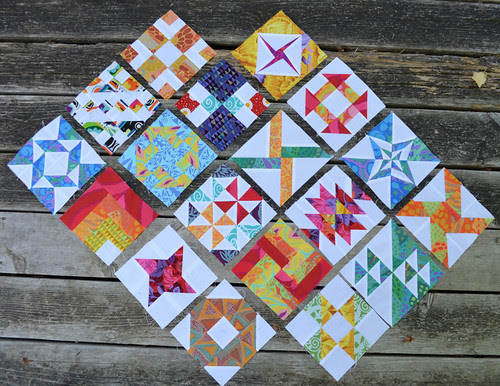 Farmer's Wife Sampler Quilt - August 14