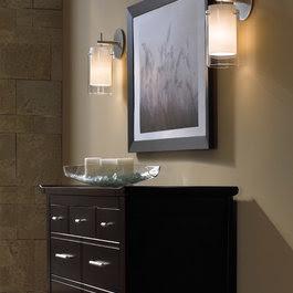 Bathroom lighting and vanity lighting