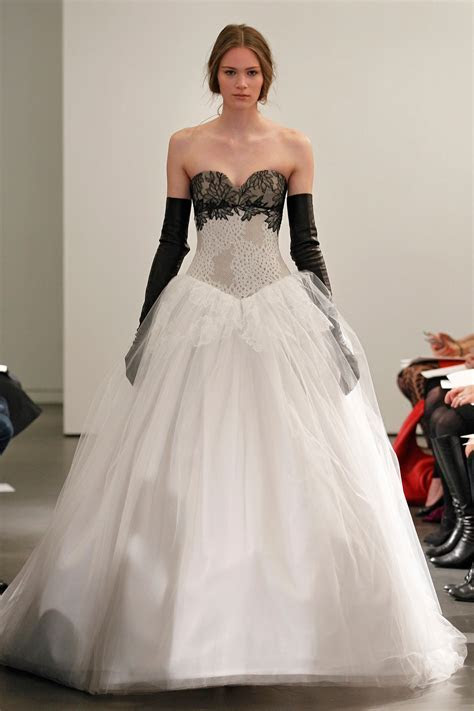 Vera Wang Wedding Dresses 2014 Spring Collection   The I