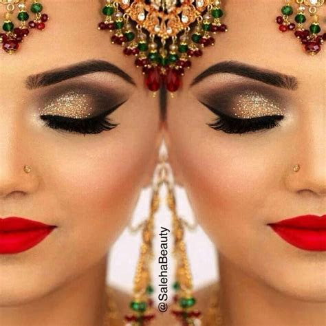 The 25  best Indian makeup for wedding party ideas on