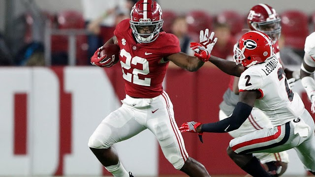 Alabama vs. Georgia final score: Tide rebound in second half for massive win over Bulldogs