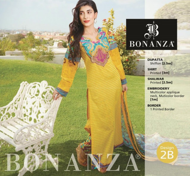 Womens-Girls-New-Stylish-Summer-Eid-Clothes-Suits--Collection-2013-by-Bonanaza-2