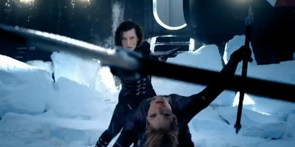 Assista o chat com Milla Jovovich e confira o trailer de Resident Evil 5: Retribuição